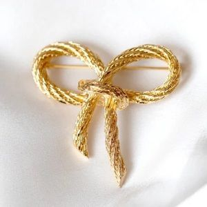 Vintage Dior Style Brooch
